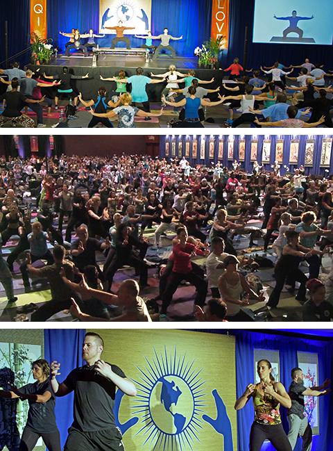 Qigong seminars