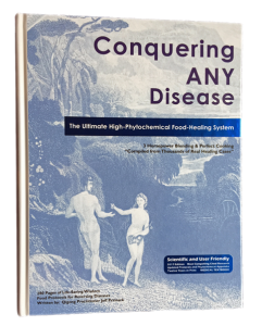 Conquering Any Disease Food Healing Book