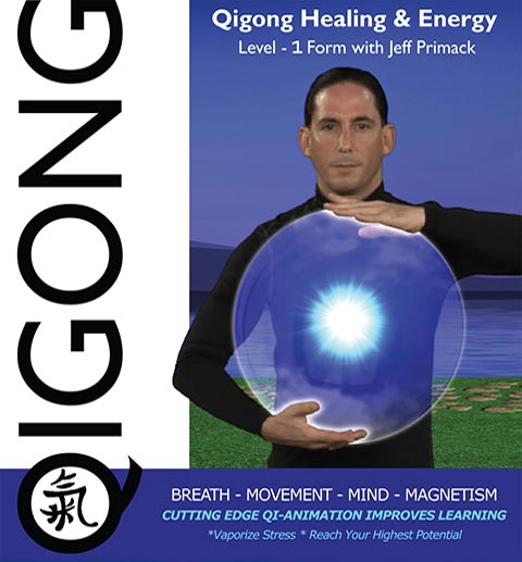 Qigong Healing Level 1 Form Video