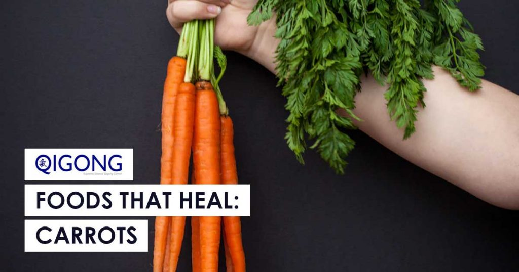 Foods That Heal carrots