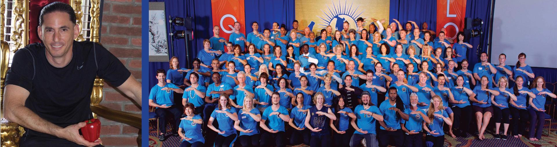 Qigong Healing