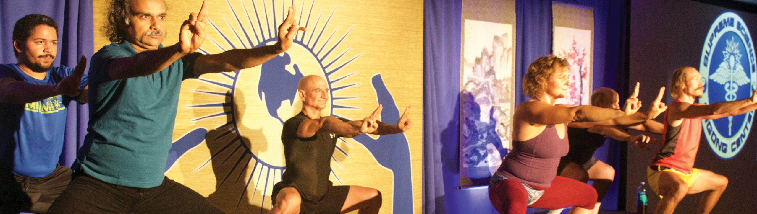 Qigong Improves Muscular Endurance and Bone Density...
